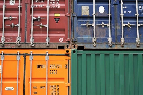 Container pour garde-meubles