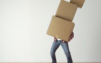 Déménagement : 6 astuces pour faire ses cartons intelligemment
