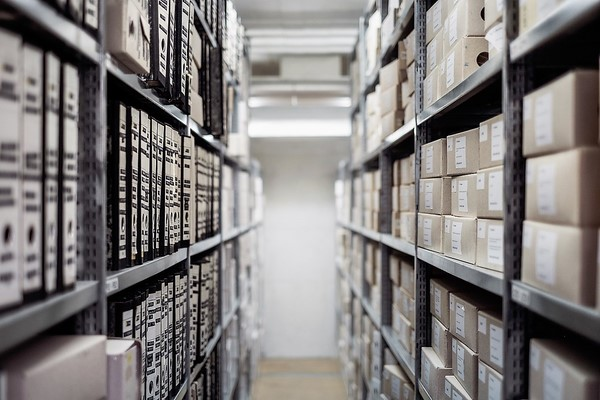 Archivage de documents à Liège