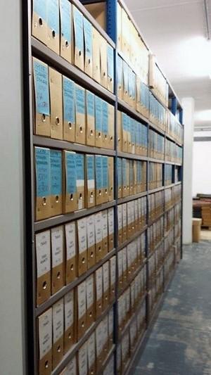 Archivage à Liège et Verviers
