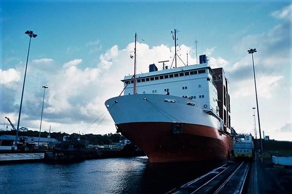 Déménagement maritime