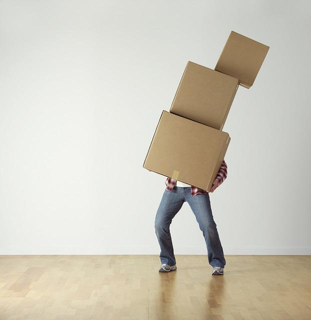 Faciliter son déménagement grâce à ces 7 astuces