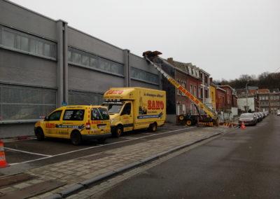 Déménagement entreprise Liège
