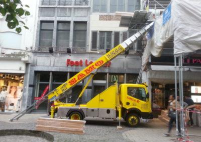 Lift service à Liège