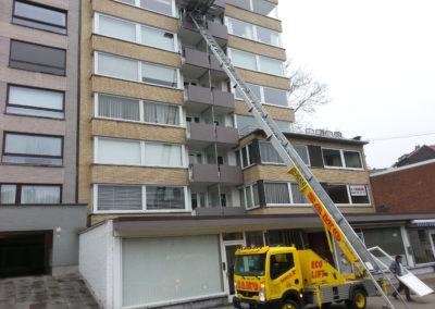 Lift service à Verviers