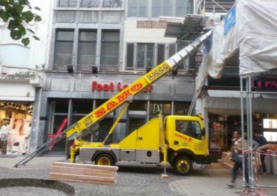Lift-service à Liège